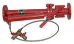 Foam Concentrate Control Valve