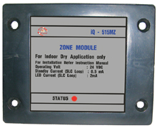 Zone Monitoring Unit